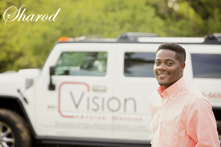 Photo of Sales Manager Sharod Harris